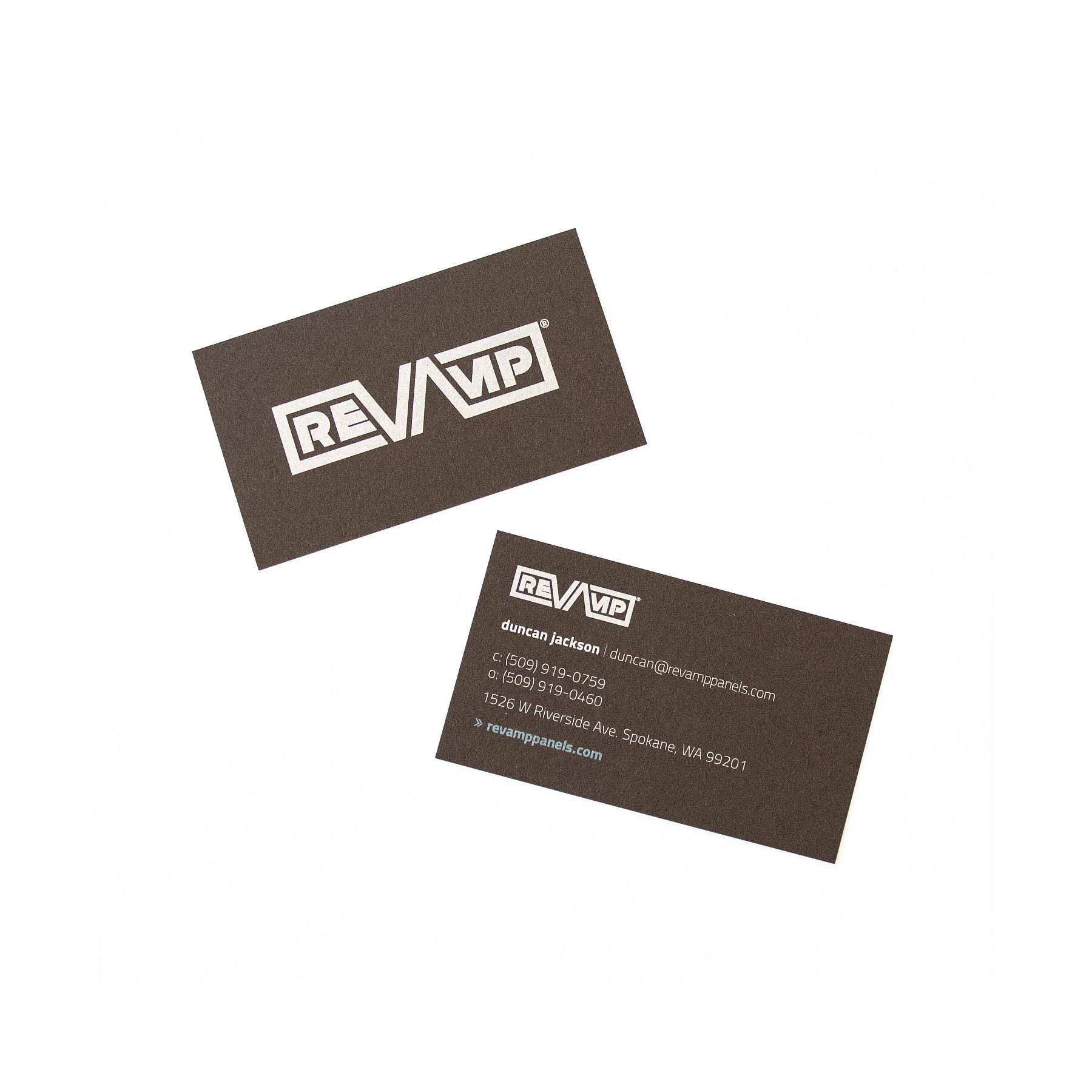 Revamp - Business Cards