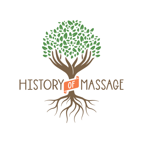 History of Massage - Logo Design