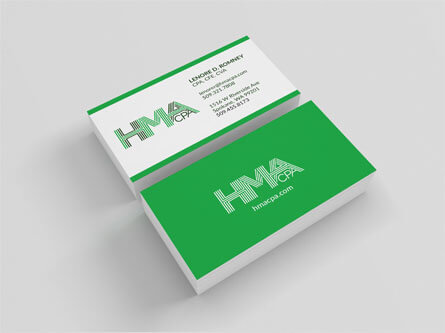 HMACPA - Business Cards