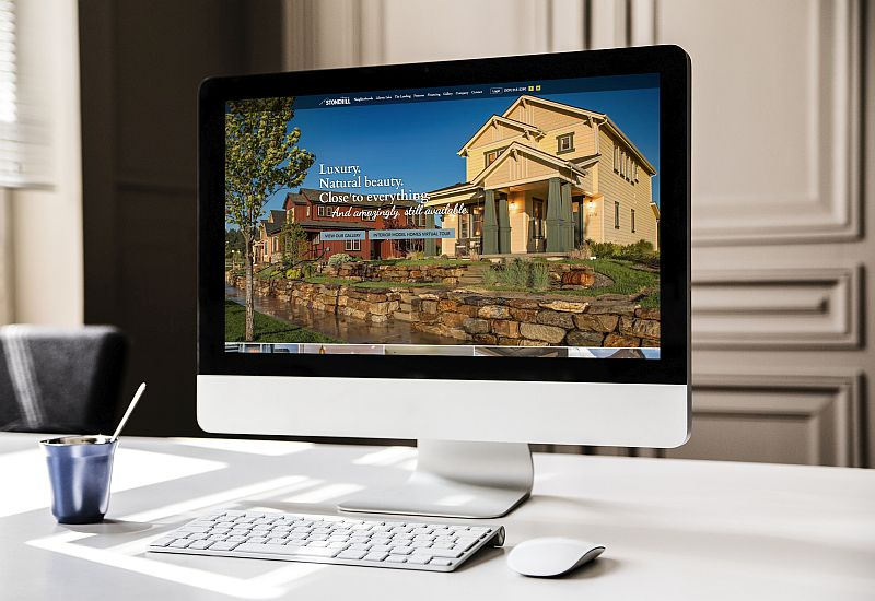 Stonehill Living - Website
