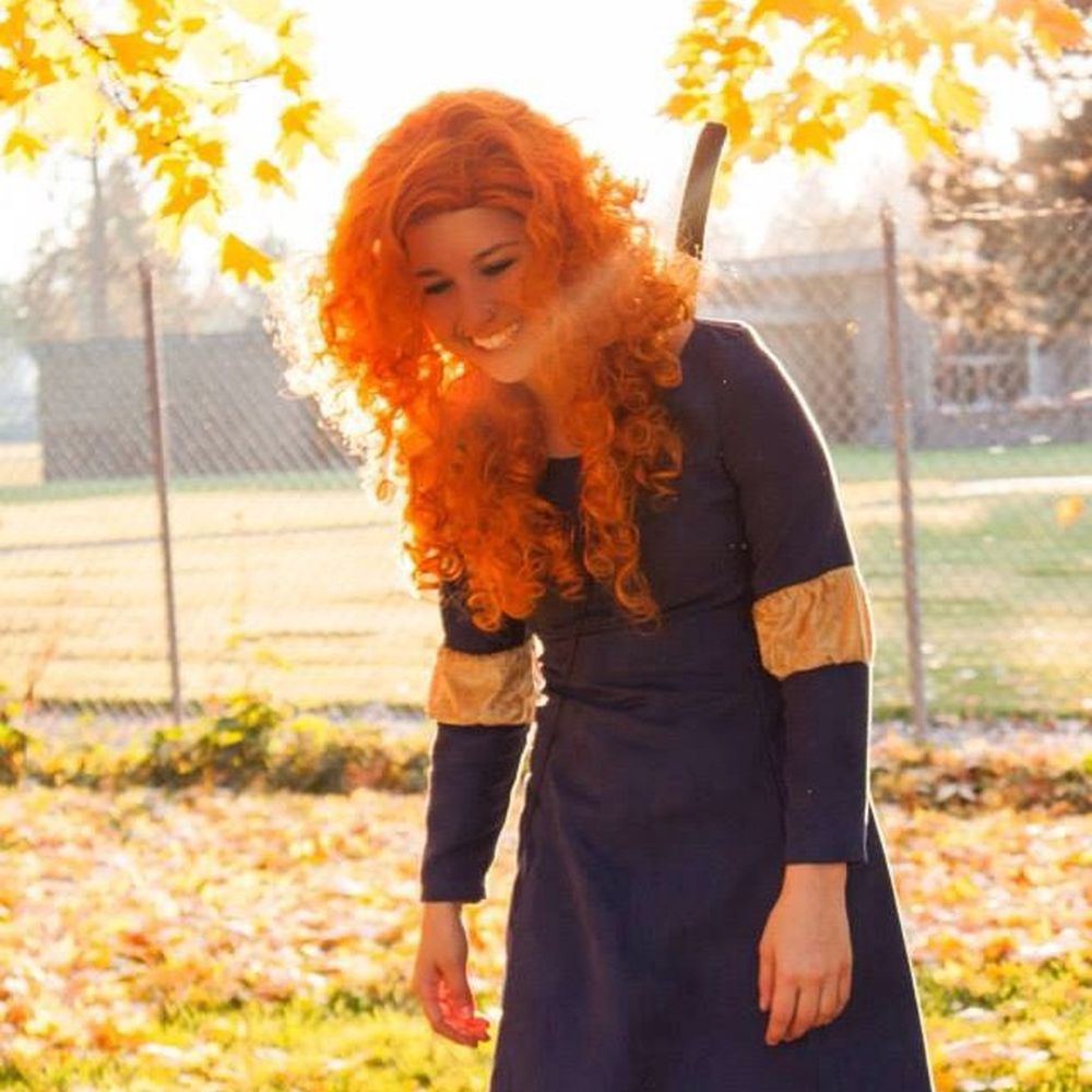 Cosplay of character from Brave