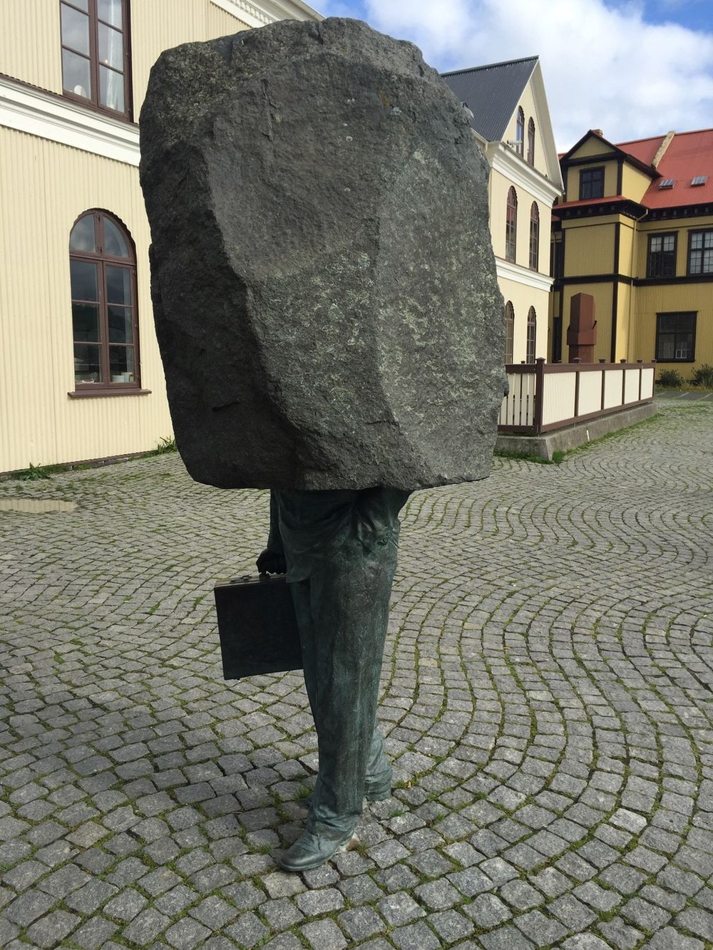 Sculpture in Iceland